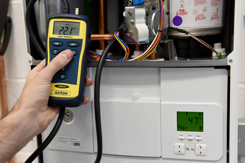 Boiler servicing Belfast